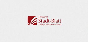 Teltower Stadt-Blatt Verlags- und Presse GmbH